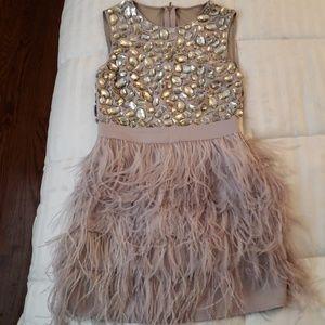 Bebe Embellished Dress